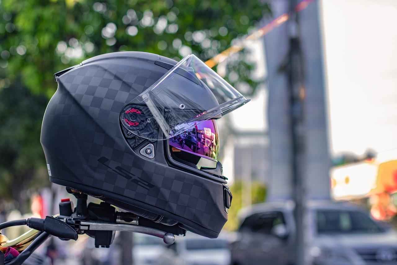 Les différents types de casque de moto